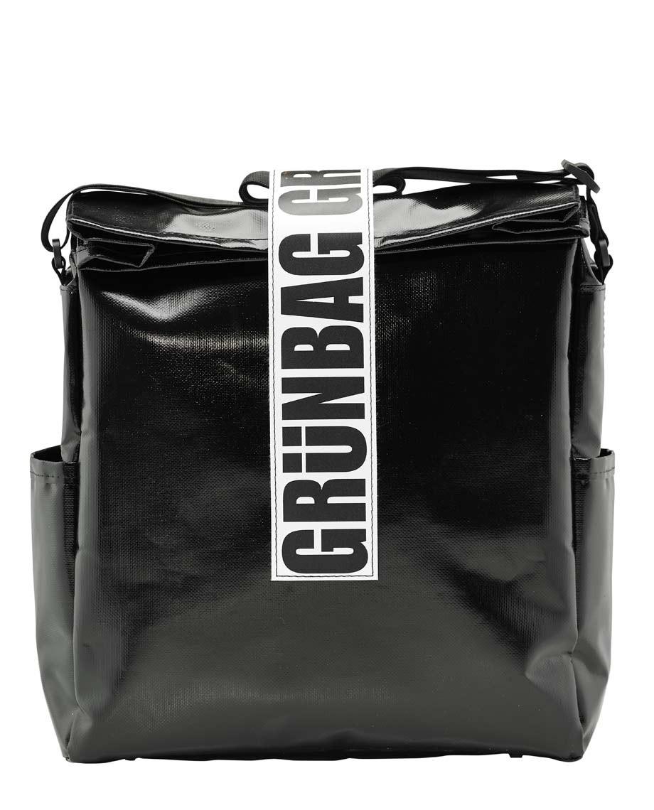 Black Shoulder Bag Architect