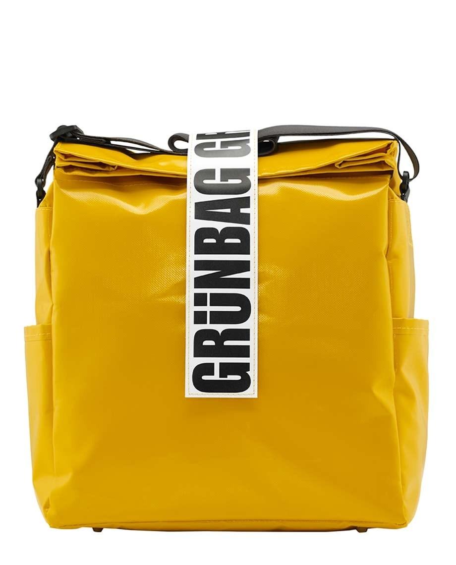 Yellow Shoulder Bag Architect