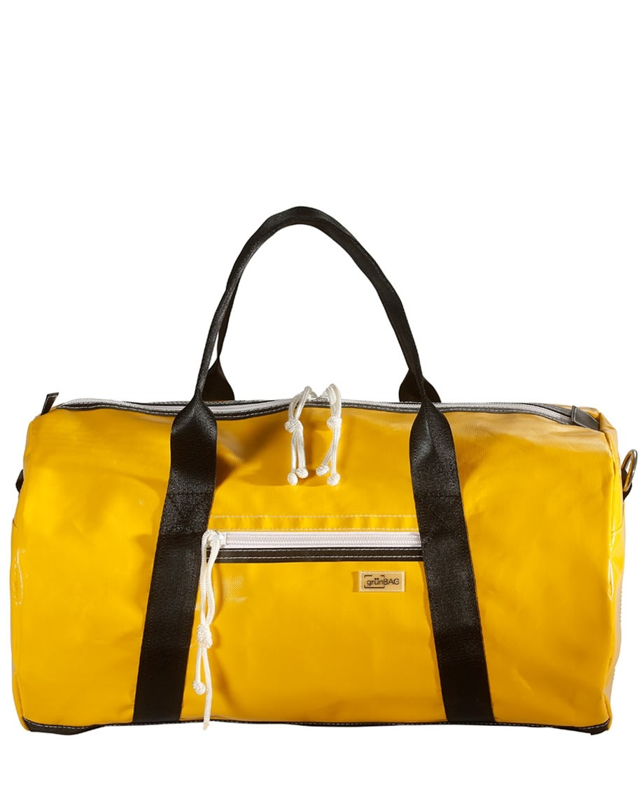 Yellow GRÜNBAG Sport Maxi