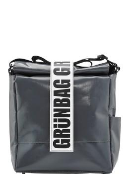 Grey Shoulder Bag City-20