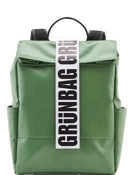 Light Green Backpack Alden-20