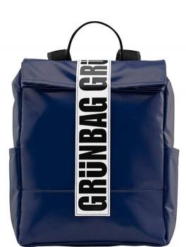Navy Blue Backpack Alden-20