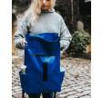 Blue Backpack Alden
