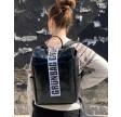 Black Backpack Alden