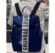Navy Blue Backpack Alden